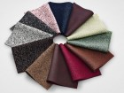 Upholstery fabric per meter Kvadrat Galaxy (12 colours)