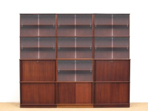 Large modular bookshelve model Oscar.
