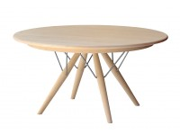 Mid-Century Modern  PP75/120 or 140 cm  table  by Hans Wegner. New product.