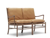 "Mid-Century modern scandinavian sofa model OW149-2 ""Colonial sofa"" by Ole Wanscher."