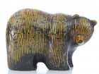 Mid-Century Modern ceramic bear by Lisa Larson