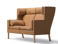 Coupé Sofa model 2292 by Borge Mogensen for Fredericia. New edition.