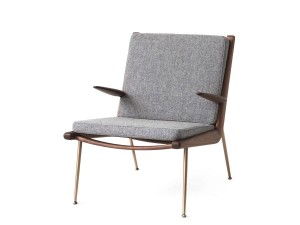 Boomerang lounge chair HM2 by Hvidt and Mølgaard. New edition