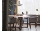 Drop Leaf dining table  HM6, 6 seats by Hvidt and Mølgaard. New edition