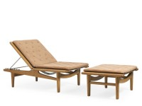 GE 1 lounge chair by Hans Wegner. New edition