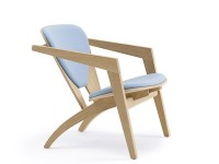 GE 460 Butterfly chair by Hans Wegner. New edition