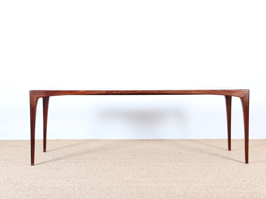 Rio Rosewood Coffee Table Galerie Mobler